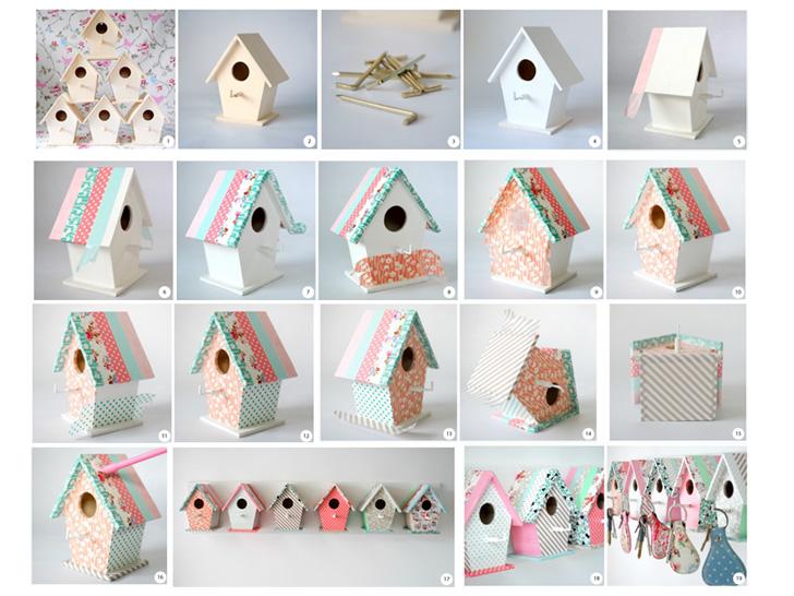 porta-chaves-de-casinha-de-pássaros