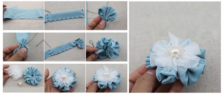 Flor-de-tecido-com-organza