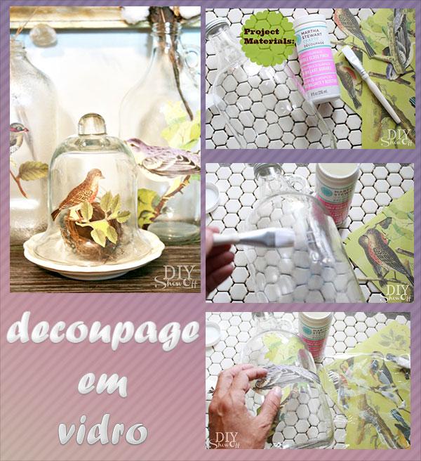 decoupage_vidro_passaro