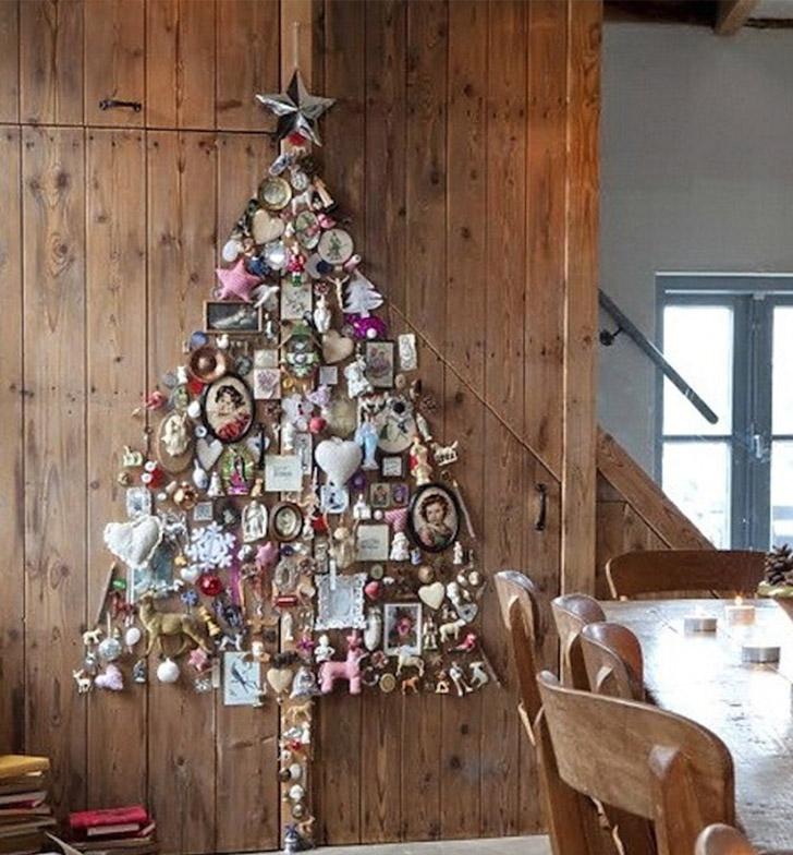 arvore-natal-parede-objetos-jantar
