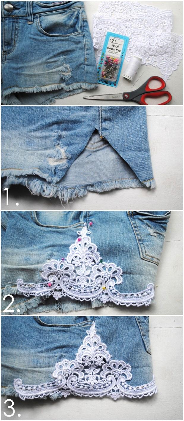 consertar-shorts-ragado-croche