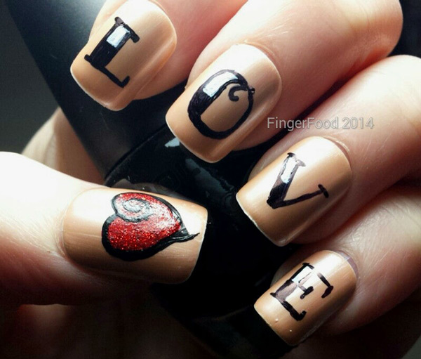 by Finger Food Nails
