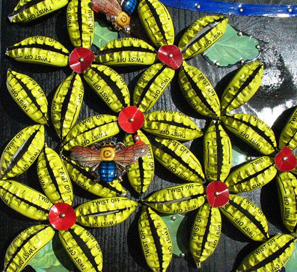 Flores amarelas - Loran Scruggs