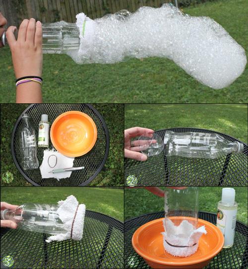 fazedor de bolhas de sabão
