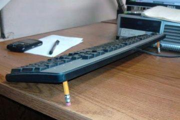 conserto para perna de teclado