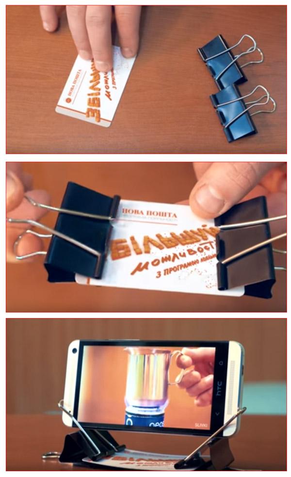 suporte de celular para assistir videos