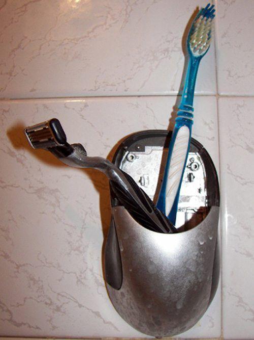 suporte de escovas