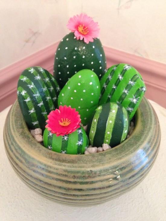 cactus pedra
